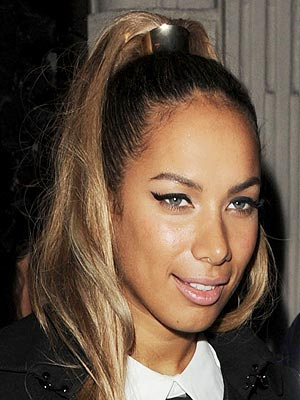 leona lewis 300x400 Are You Loving Leona Lewis's Mod Makeup?