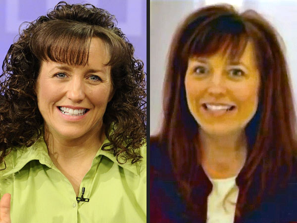Michelle Duggar Hair