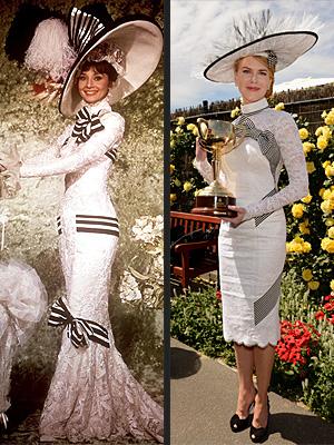 Nicole Kidman, Audrey Hepburn