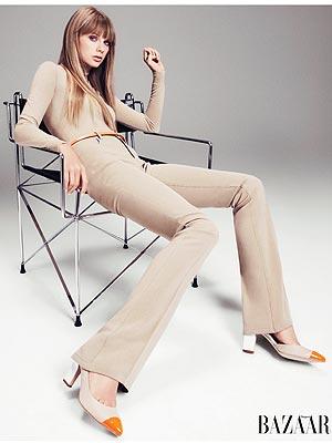 Taylor Swift Harper's Bazaar