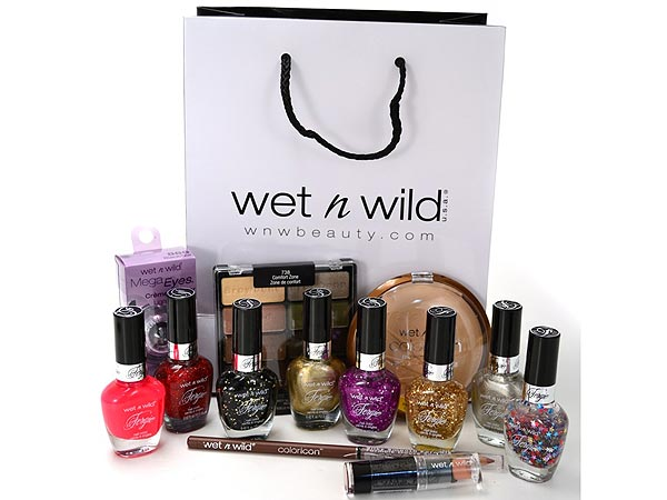 wetnwild 600x450 Twitter Followers: Enter to Win this Wet n Wild Goodie Bag!
