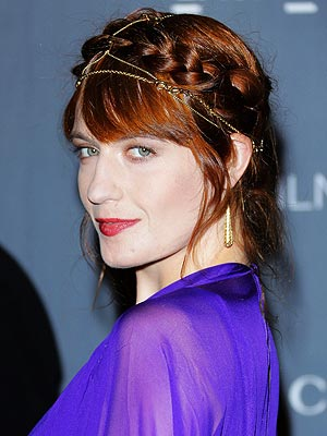 Florence Welch Braid
