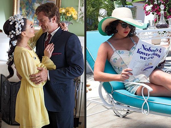 Lindsay Lohan Liz & Dick Costumes