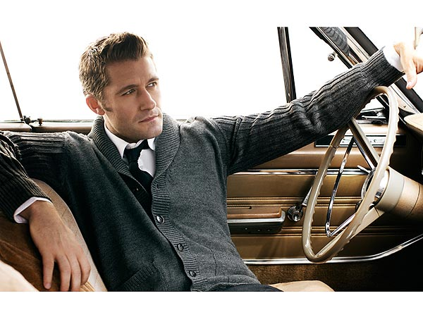 matthew morrison 600x450 And Now, Your Afternoon Eye Candy, Courtesy Matthew Morrison
