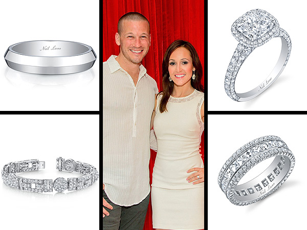 ashley hebert 600x450 All About 'Bachelorette' Ashley & J.P. Rosenbaum's Wedding Rings!