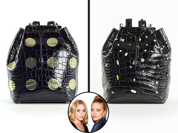 The Row Damien Hirst Backpack