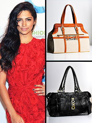 camila alves 300x400 How Baby Is Affecting Camila McConaughey's Bag Making