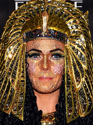 Heidi Klum Cleopatra
