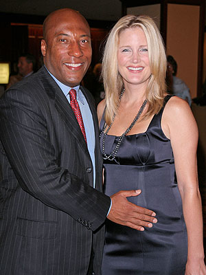 Byron Allen and Wife Expecting Second Child