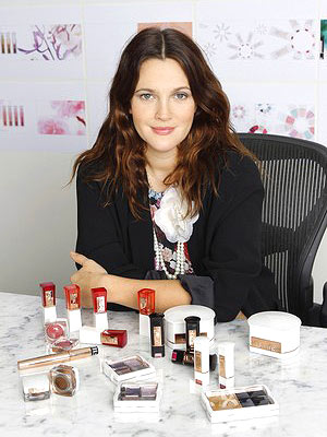 Drew Barrymore Makeup