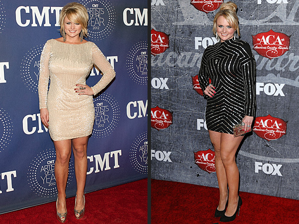 Miranda Lambert Party Dresses