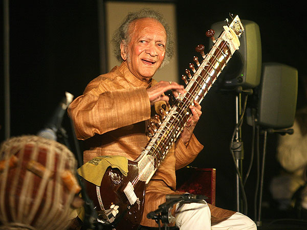 Ravi Shankar Dies