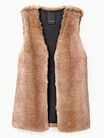 Fur Vest