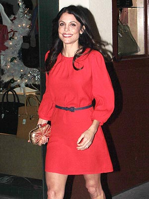 Bethenny Frankel Party Dress