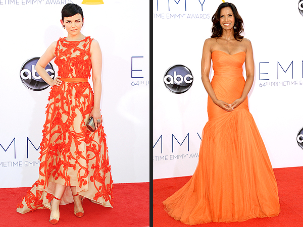 Ginnifer Goodwin, Padma Lakshmi