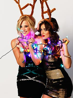 lucy hale 300x400 Happy Holidays, StyleWatch Readers!