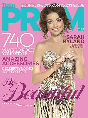 Sarah Hyland TeenPROM Cover