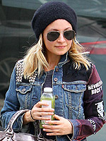 Star Fitness Fashions | Nicole Richie