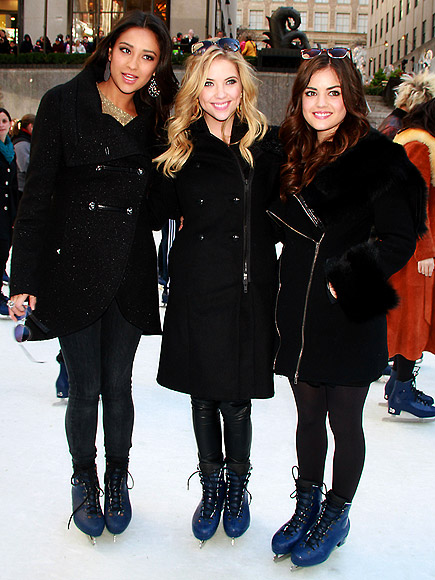 PRETTY LITTLE LIARS STARS photo | Lucy Hale