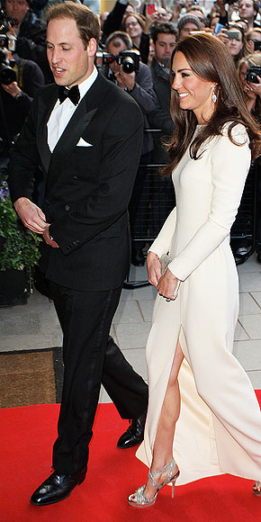 IF THE INVITE SAYS BLACK TIE... photo | Kate Middleton, Prince William