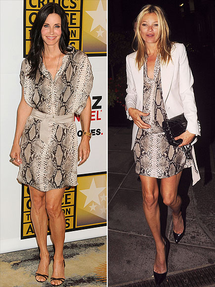 COURTENEY VS. KATE photo | Courteney Cox, Kate Moss