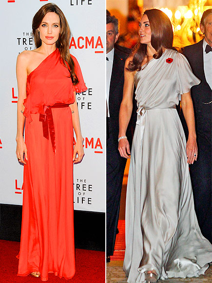 ANGELINA VS. KATE photo | Angelina Jolie, Kate Middleton