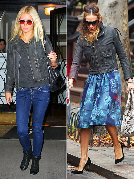GWYNETH VS. SARAH JESSICA photo | Gwyneth Paltrow, Sarah Jessica Parker