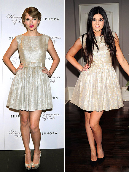 TAYLOR VS. KYLIE photo | Kylie Jenner, Taylor Swift