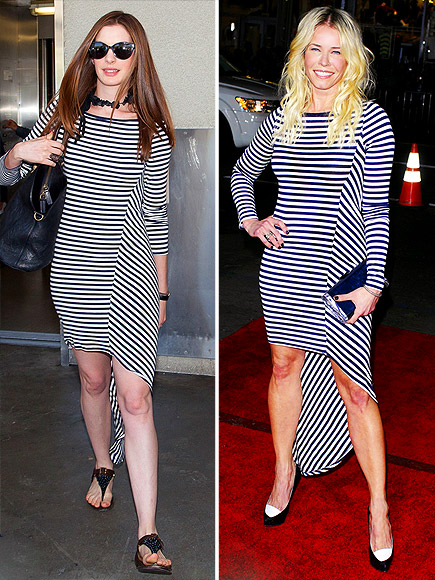 ANNE VS. CHELSEA photo | Anne Hathaway, Chelsea Handler