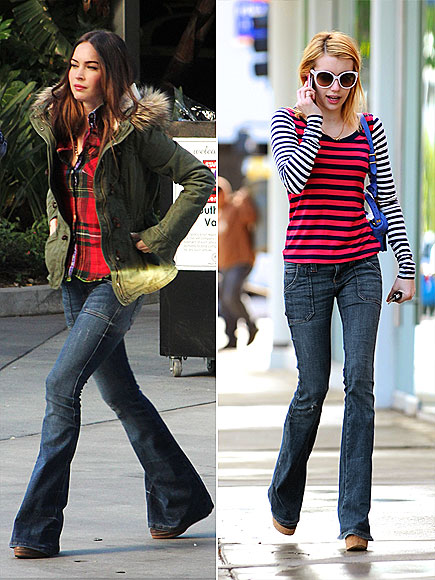 MEGAN VS. EMMA photo | Emma Roberts, Megan Fox