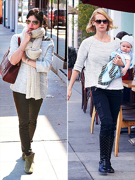 SELMA VS. JANUARY photo | January Jones, Selma Blair