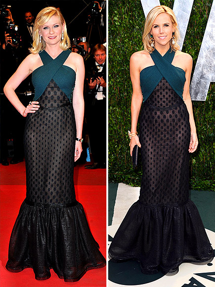 KIRSTEN VS. TORY photo | Kirsten Dunst, Tory Burch