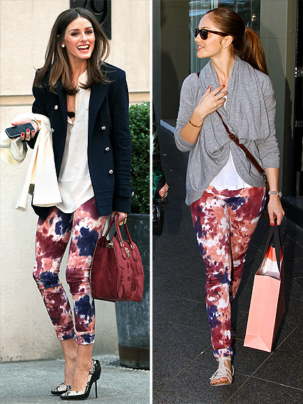 OLIVIA VS. MINKA photo | Minka Kelly, Olivia Palermo