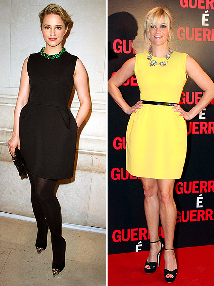 DIANNA VS. REESE photo | Dianna Agron, Reese Witherspoon