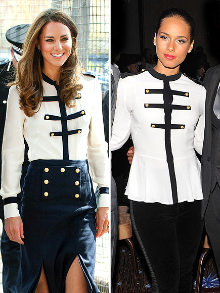 KATE VS. ALICIA photo | Alicia Keys, Kate Middleton