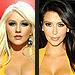 Fashion Faceoff | Christina Aguilera, Kim Kardashian