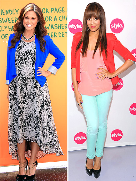 VANESSA VS. TIA photo | Tia Mowry, Vanessa Minnillo