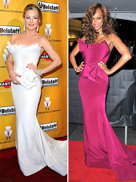 KATE VS. TYRA photo | Kate Hudson, Tyra Banks