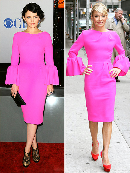 GINNIFER VS. KELLY photo | Ginnifer Goodwin, Kelly Ripa