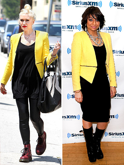 GWEN VS. RAVEN photo | Gwen Stefani, Raven-Symone