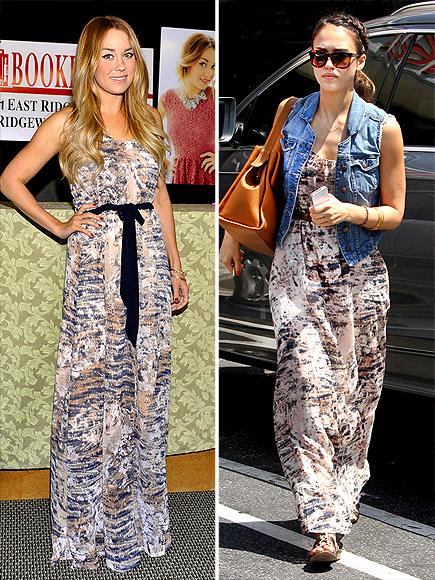 LAUREN VS. JESSICA  photo | Jessica Alba, Lauren Conrad