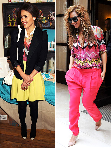 JESSICA VS. BEYONCÉ photo | Beyonce Knowles, Jessica Alba