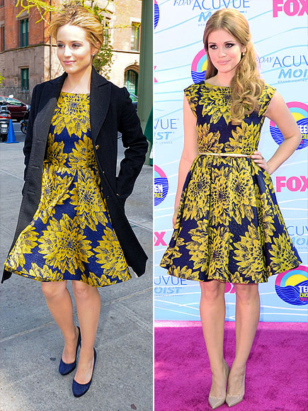 DIANNA VS. HOLLAND photo | Dianna Agron