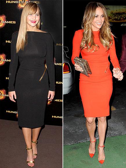 JENNIFER VS. JENNIFER photo   Jennifer Lawrence, Jennifer Lopez
