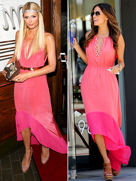 PARIS VS. JANA photo | Paris Hilton