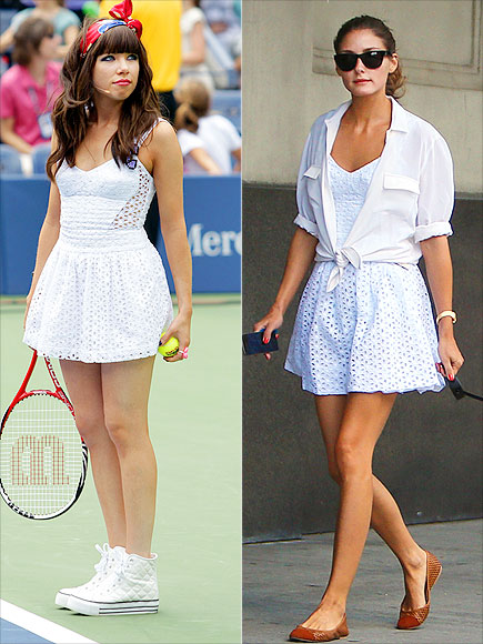 CARLY VS. OLIVIA photo | Carly Rae Jepsen, Olivia Palermo