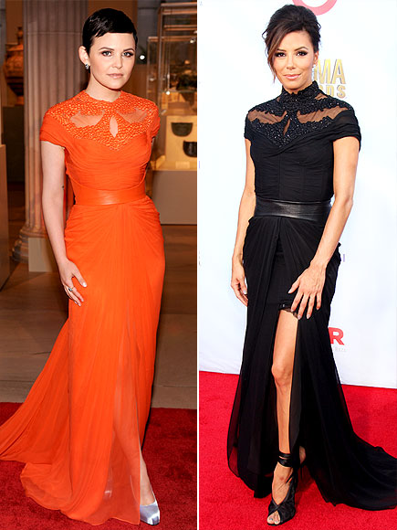 GINNIFER VS. EVA photo | Eva Longoria, Ginnifer Goodwin