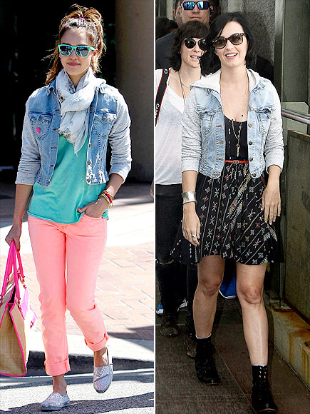 JESSICA VS. KATY photo | Jessica Alba, Katy Perry