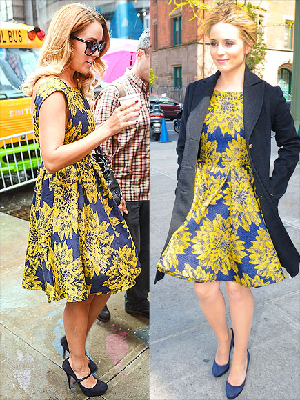 LAUREN VS. DIANNA photo | Dianna Agron, Lauren Conrad