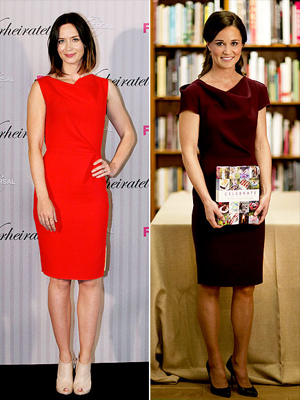 EMILY VS. PIPPA photo | Emily Blunt, Pippa Middleton
